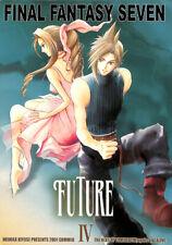 Final Fantasy 7 VII Doujinshi Comic Book Cloud Strife x Aerith Aeris Future IV