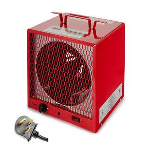 Dr. Heater 240 Volt 5600 Watt Garage Workshop Portable Industrial Space Heater