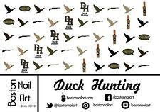 Duck Hunting - Waterslide Nail Decal - 50 PC - BNA-10193
