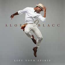 LIFT YOUR SPIRIT Aloe Blacc,Wake Me Up,Love Is The Answer,The Man  SEALED