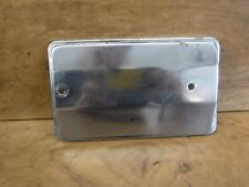 1975 Honda CB750 CB 750 SOHC Electric Starter Cover Guard Panel With Gasket OEM