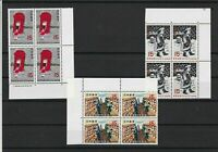 japan mint never hinged postal services centenary stamps ref r12703