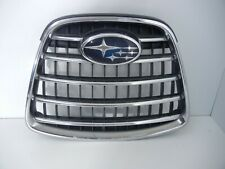 Subaru B9 Tribeca center front emblem grille insert chrome 2006 07