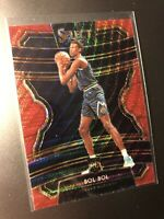 2019-20 PANINI SELECT T-MALL BOL BOL RED WAVE CHINA PRIZM CONCOURSE RC ROOKIE