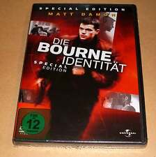 DVD - Die Bourne Identität - Special Ed. - Matt Damon - Franka Potente - Neu OVP