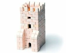 Plaster Construction Sets for School Kids Watch Tower 300 details