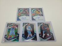 Lot Of (5)- Panini Spectra Variant Cards- Holiday,Amino,Brooks,Thompson,Valanciu