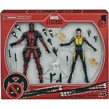 Marvel Legends X-Men Deadpool Negasonic Teenage Warhead 2000 20th Anniversary