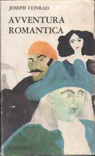 1964 – CONRAD, AVVENTURA ROMANTICA – NARRATIVA LETTERATURA INGLESE ROMANZI
