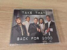 MaxiCD Take That - Back For Good (1995)
