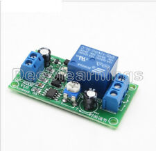 DC12V 0-60 Second Delay Time Turn off Switch NE555 Adjustable Timer Relay Module
