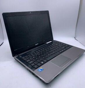 Acer Aspire 4820T Series Intel Core i5 2.40GHz 4 GB Ram 500GB HDD Windows 10 Pro