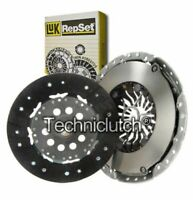 LUK 2 PART CLUTCH KIT FOR VOLVO S70 SALOON 2.0 TURBO