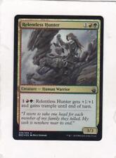 Magic: MTG: Battlebond: Foil: Relentless Hunter
