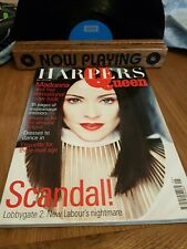Madonna RARE Harpers & Queen May 1999 Magazine LONDON