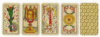4 TeenyTinyTarot © Contemplative Tarot of Marseille ACES for Meditation Plus +++