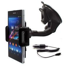 360° Auto KFZ-Halterung Sony Xperia Z2/Z3/Z4/Z5/Compact/X/XA/M5/Style +Kabel