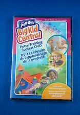 Pull-Ups® Big Kid® Central: Potty Training Success DVD 2008 New