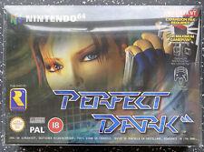 Perfect Dark Nintendo 64 N64
