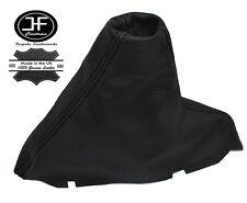 Costura Negra De Cuero Skin Freno De Mano Polaina Para Bmw E60 E61 07-10