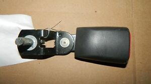 2002 03 004 05 Ford Explorer/Mountaineer Driver Black Seat Belt W/warranty oem