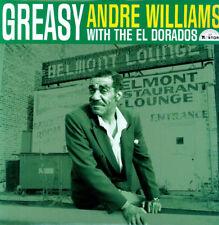 Greasy by Andre Williams (Vinyl, Feb-1996, Norton)