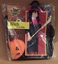 New Witch Sorciere Halloween Costume Large 12 - 14 Child Women Girl