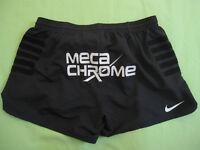 Short rugby porté Stade Toulousain Nike Meca Chrome Noir Toulouse - XXL