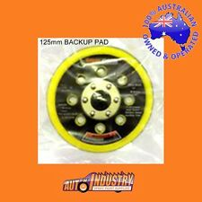 125mm REPLACEMENT SANDING BACK-UP PAD SUIT BOSCH RYOBI OZITO ETC SANDER BACKUP