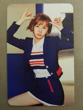 TWICE CHAEYOUNG Authentic Official PHOTOCARD #1 SIGNAL 4th Album Photo Card 채영