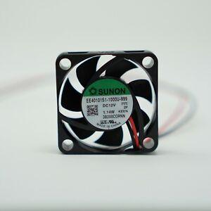 Sunon Lüfter 40x40x10mm EB40101S1-999 EE40101S1 12V 13.9m3/h