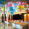 Heißluftballon Papierlaterne Lampion Party Hochzeit Hot Air Laterne Balloon Neu