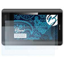 Bruni 2x Folie für XP-Pen Artist 12 Schutzfolie Displayschutzfolie