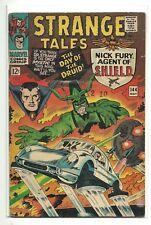 (1951 SERIES) MARVEL STRANGE TALES #144 - KIRBY COVER DOCTOR STRANGE - VG/FN
