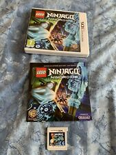 Lego Ninjago Nindroids 3DS Game. Box And Manual Included.