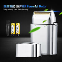 Men Electric Shaver Trimmer Razor Blade Beard Rechargeable Hair Shaving Machine
