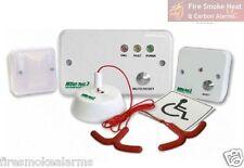 Medi-tell Premier las personas discapacitadas de tocador de emergencia alarma sistema de seguridad vpa-220