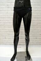Costume ARENA Uomo Taglia Size 50 Mare Piscina Bagno Shorts Slip Nero Aderente