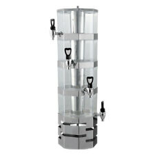 Four Tier Beverage Dispenser