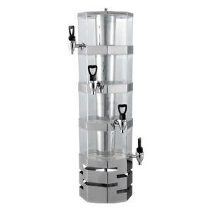Four Tier Beverage Dispenser