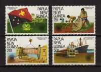 12960) Papua & New Guinea 1983 MNH Commonwealth - 4v