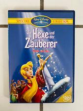 Die Hexe und der Zauberer DVD Special Collection Walt Disney Meisterwerke