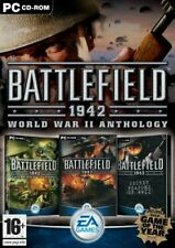Battlefield 1942: The WWII Anthology (PC CD).
