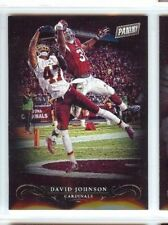 DAVID JOHNSON 2017 PANINI BLACK FRIDAY COLLECTION #19 ARIZONA CARDINALS