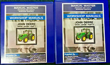 John Deere 6150M 6170M WORKSHOP MANUAL,FULLY FRINTED,FREE NEXT DAY DELIVERY