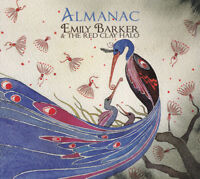 Emily Barker & The Red Clay Halo – Almanac CD Everyone Sang 2011 NEW/SEALED