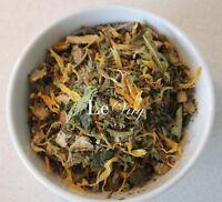 Detox Liver Love Herbal Tea Blend 100% Organic Burdock Dandelion Liquorice