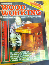 June Monthly Practical Woodworking Craft Magazines