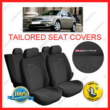 Tailored seat covers for Ford Mondeo Mk3  2000 - 2007  FULL SET grey1