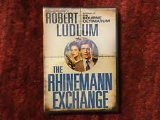 The Rhinemann Exchange with Stephen Collins & Larry Hagman  New DvD